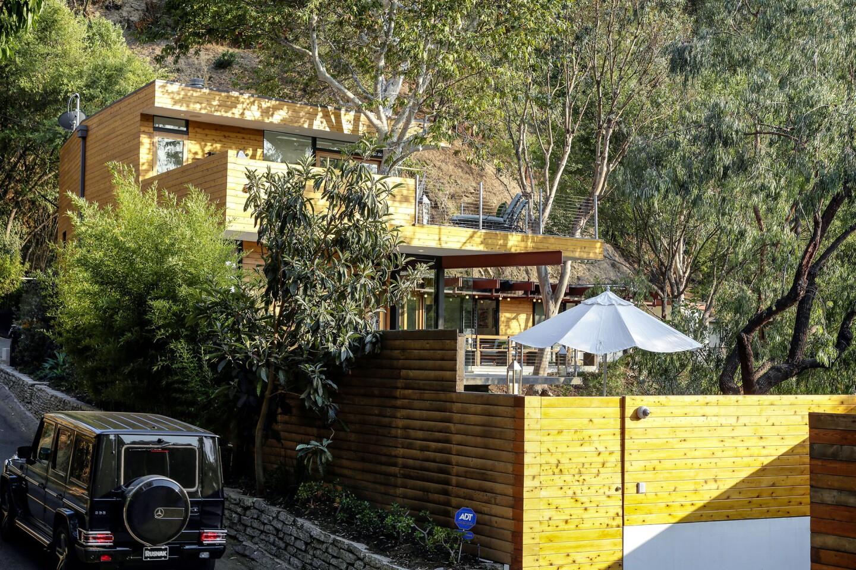 Runyon Canyon Tree House