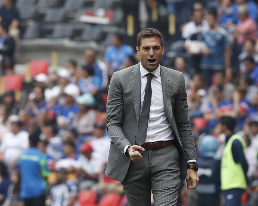 El uruguayo Alonso dice que su prioridad es que Monterrey juegue bien y gane