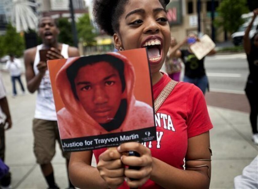 Justice Department inquiry into Trayvon Martin slaying remains open