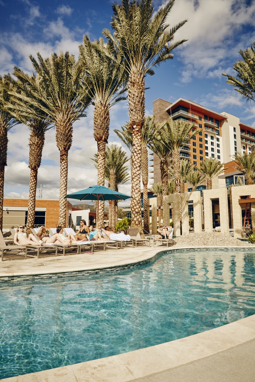 Sycuan Casino Resort, Retreat