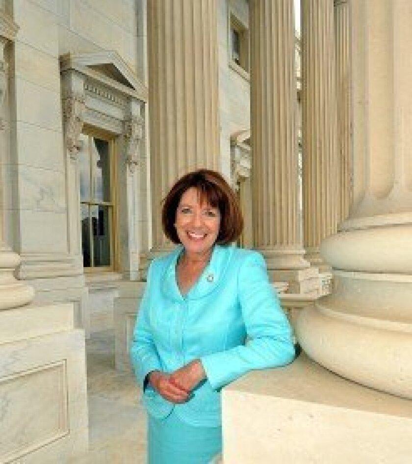 Congresswoman Susan Davis (D-53rd)
