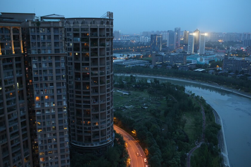 Chinese state media have held up Chengdu, the capital of Sichuan province, as a model of innovation in the country's rapidly-developing southwest.