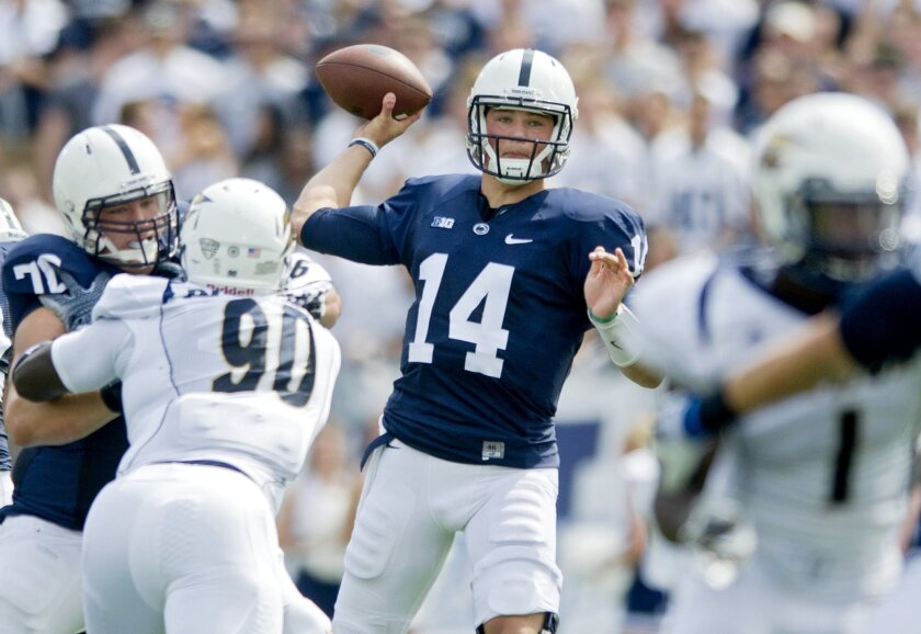 super popular abdcd 82336 Throwbacks: Penn State ditching player names on football ...