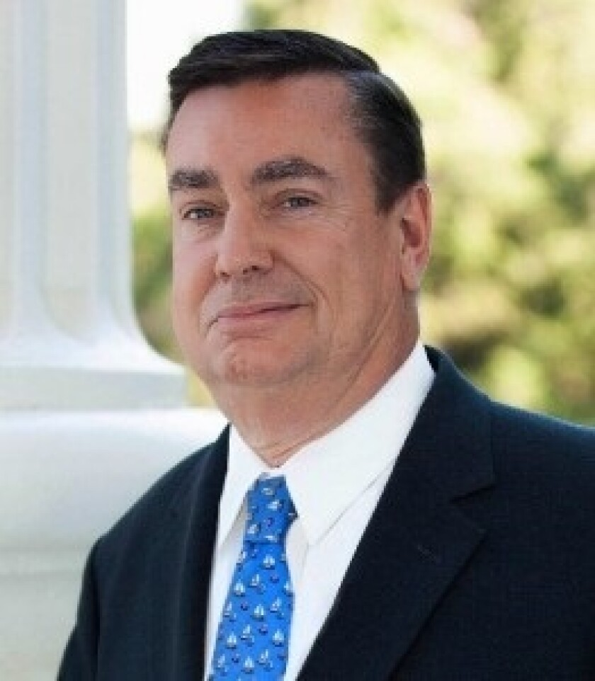 Joel Anderson, the new District 2 San Diego County supervisor, is one of two members on a committee to improve transparency.
