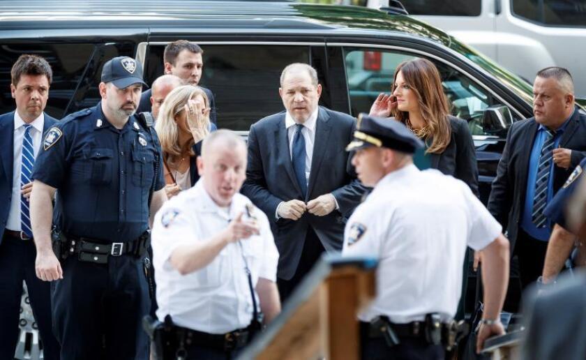 Un juez impide a Harvey Weinstein viajar a España e Italia por trabajo