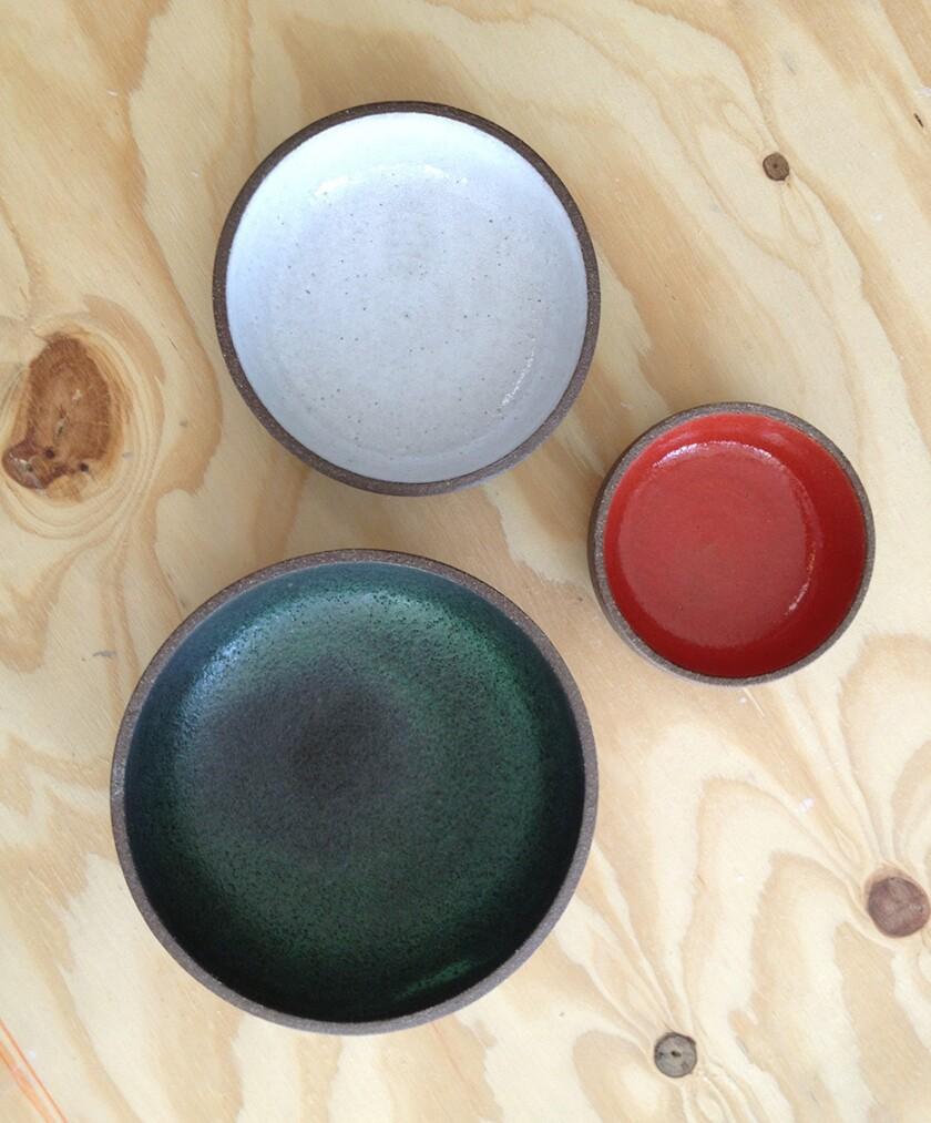 Mirena Kim ceramic nesting bowls