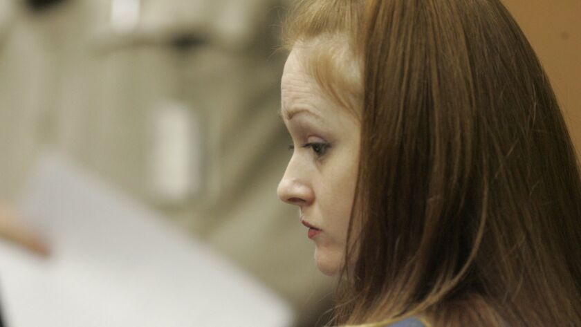 January 11, 2008,-San Diego, CA,-AMY HEATHER DAVIS was sentenced to life in prison without the possi