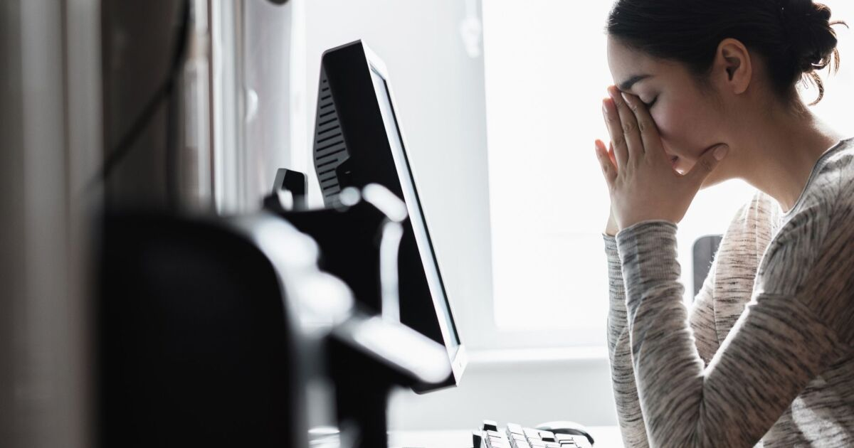 Too much sitting may thin the part of your brain that's important for memory, study suggests