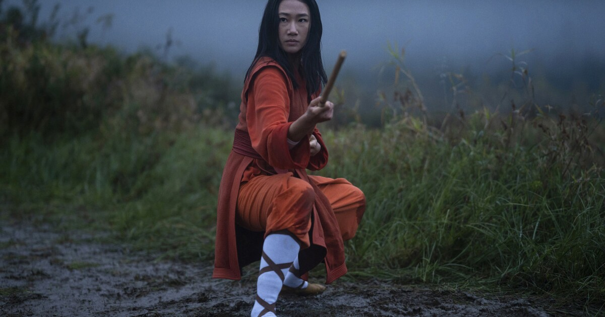 www.latimes.com: With Asian American stereotypes, CW's 'Kung Fu' misses mark