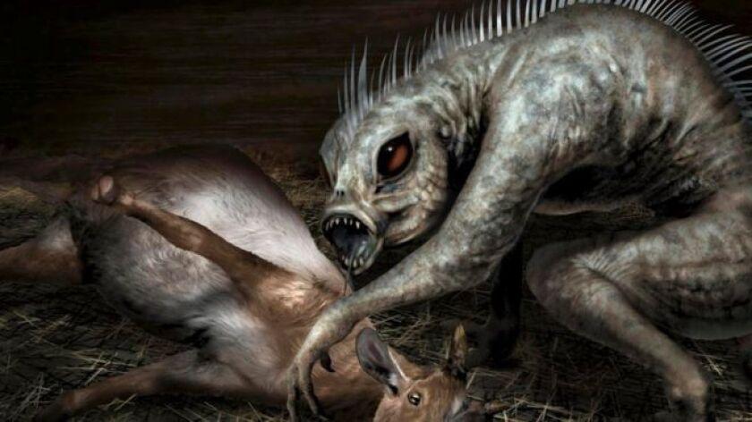 hay una criatura que ha desafiado todas las leyendas, alcanzado una fama mundial: el chupacabras.