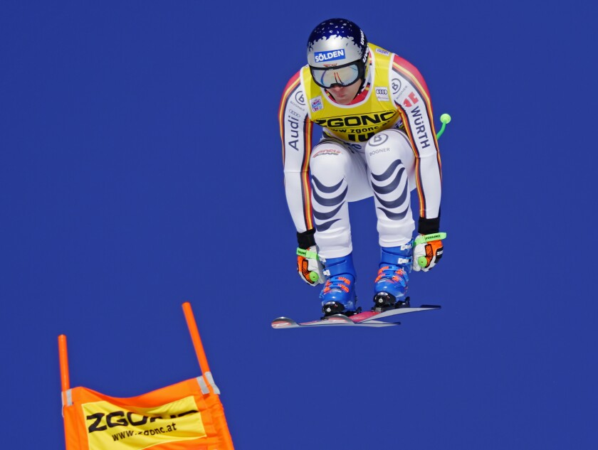 Canada World Cup Downhill Skiing