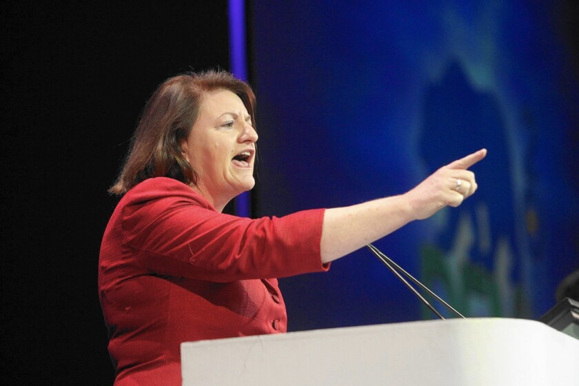 Assembly Speaker Toni Atkins (D-San Diego) has a seat on the UC Board of Regents and plans to vote no on the proposed tuition hike.