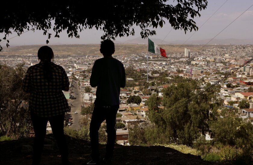 Though the rate of population growth has slowed since the 1990s, Tijuana continues to be one of the fastest-growing regions of Mexico and is the country's largest border city, according to results from Mexico's 2010 census.