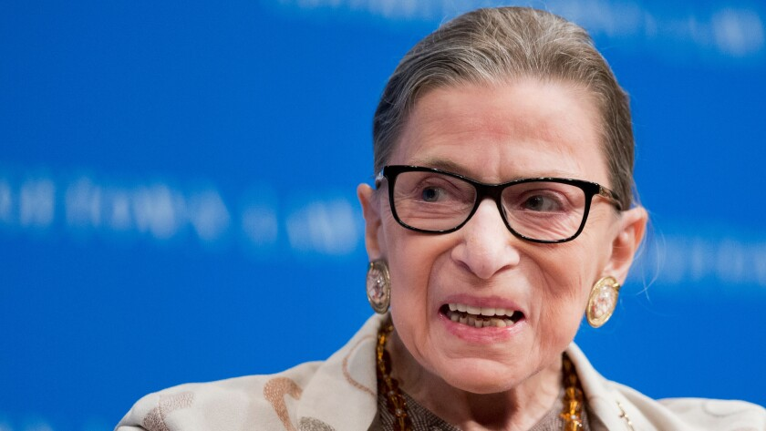 Justice Ruth Bader Ginsburg: She could see the Hobby Lobby disaster unfolding from the start.
