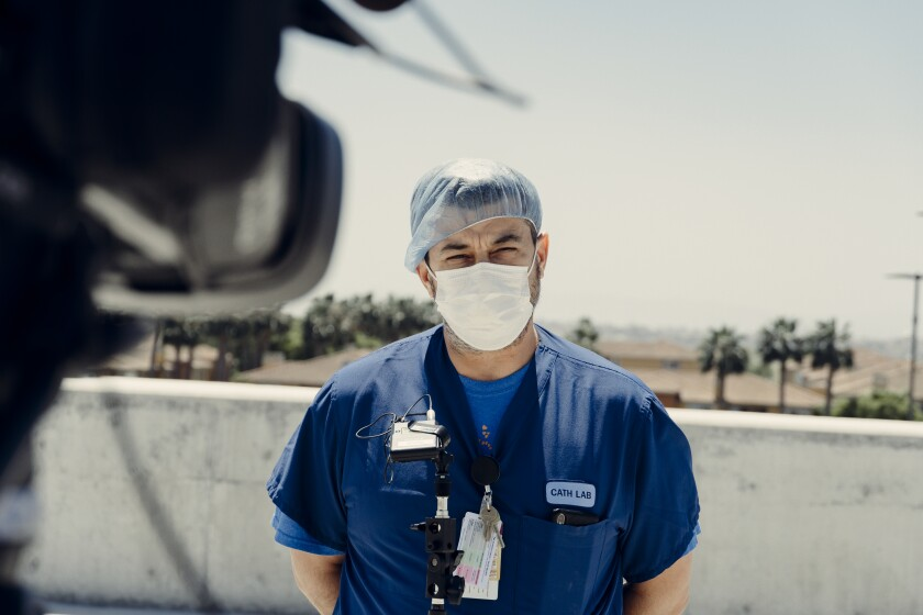 Edel Vargas Sr. - Sharp Healthcare