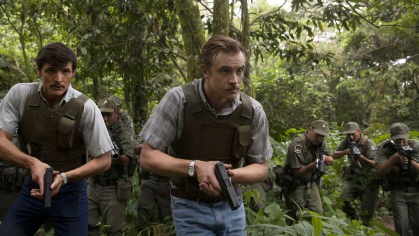 Narcos' vs  narco novelas: In Latin America's cartel TV shows, a