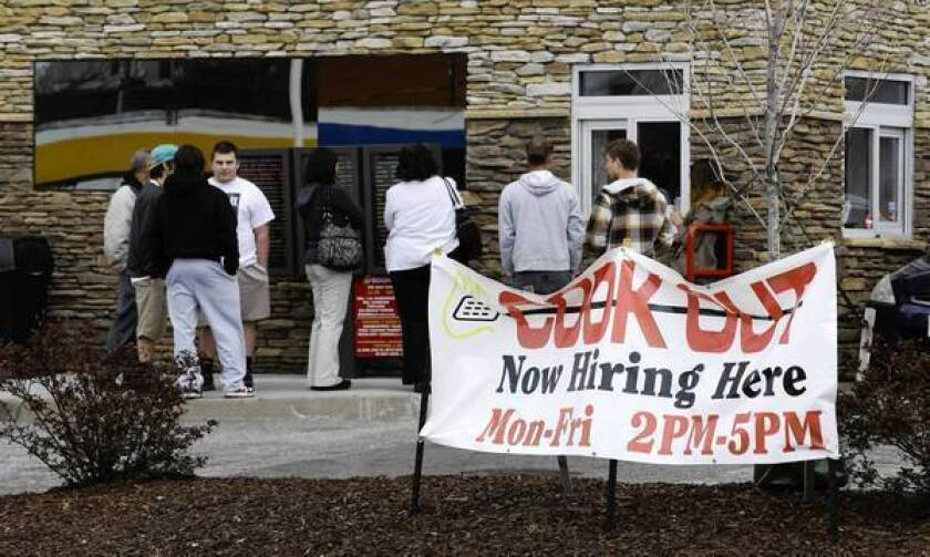 Jobs report paints a dreary picture