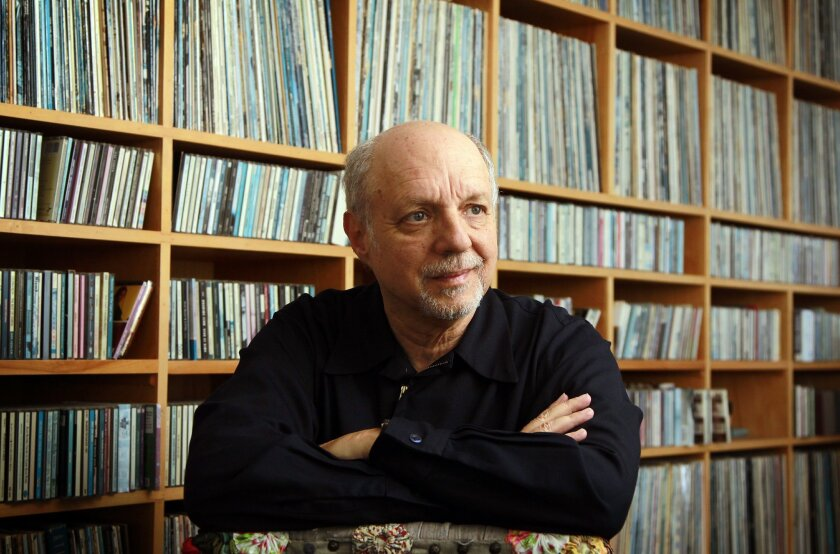 """Former Humphrey's Concerts by the Bay promoter Kenny Weissberg has written a new book, """"Off My Rocker: One Man's Tasty, Twisted, Star-Studded Quest for Everlasting Music,"""" about his career in the music industry. Weissberg, also an award-winning radio DJ and former rock critic and singer, will give"""