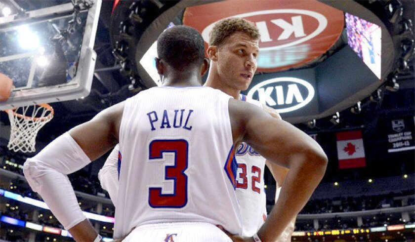 The Clippers set a franchise-record of 50 wins Wednesday night in a victory over Phoenix, but they'll need more maturity out of Blake Griffin and DeAndre Jordan to get past teams like San Antonio or Oklahoma City.