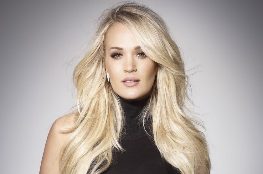 A photo of Carrie Underwood