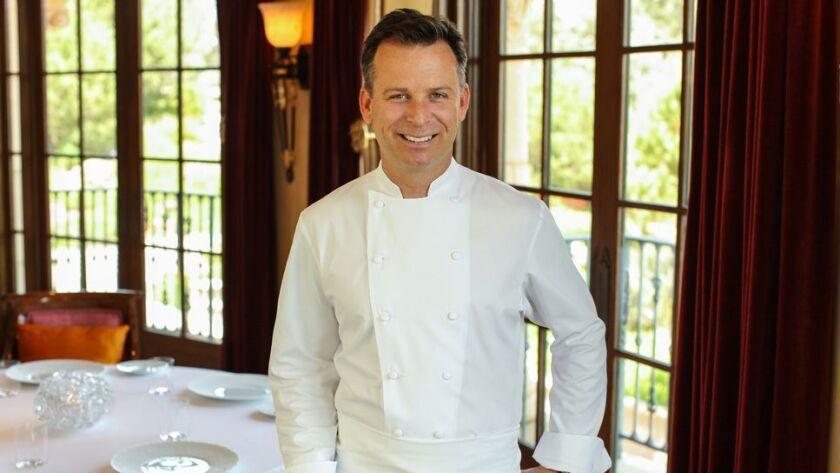 Addison Chef William Bradley.