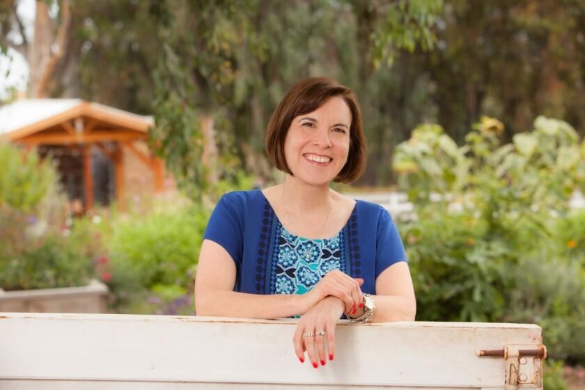 Leichtag Foundation speaker Sharyn Godson