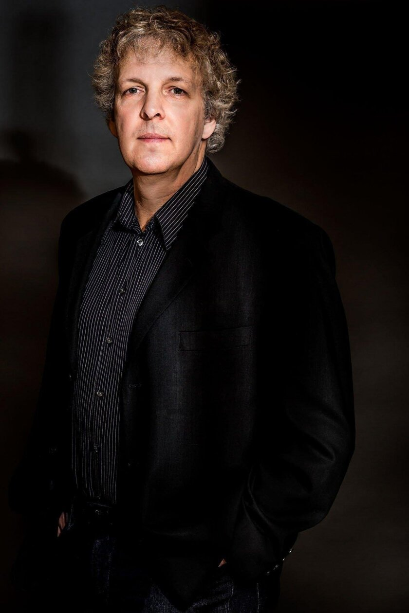 "Steve Hamilton, author of ""Second Life."""