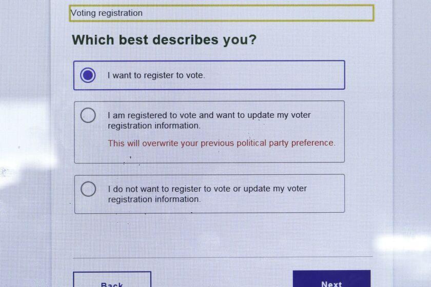 Ca Dmv Pay Registration >> Hackers Attacked California Dmv Voter Registration System