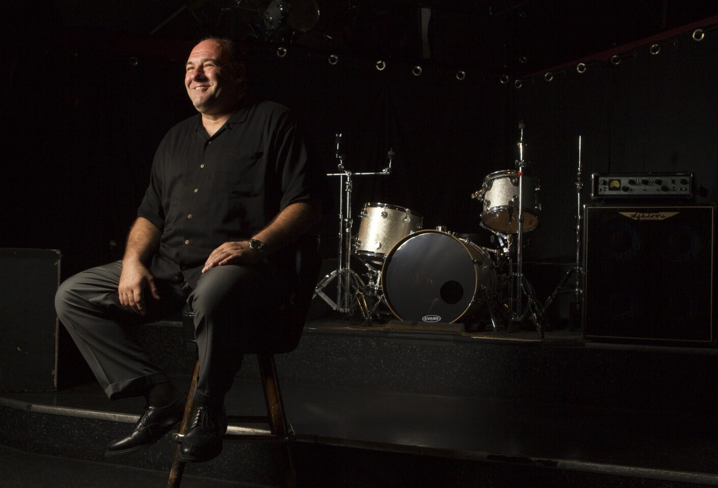 Actor James Gandolfini died Wednesday at age 51. Celebrities took to Twitter and other media to share their condolences.