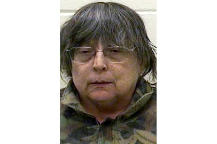 Paula Bergold of Peshtigo, Wis., is charged with hiding a corpse, failing to report a death and obstruction.