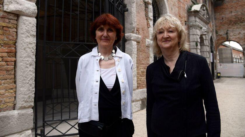 ITALY-CULTURE-ARCHITECTURE-VENICE-BIENNALE