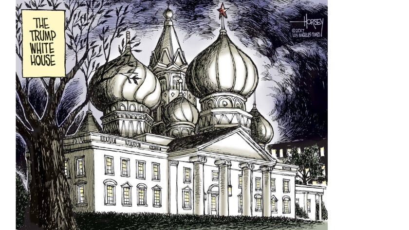 Will Donald Trump remodel the White House in the style of the Kremlin?