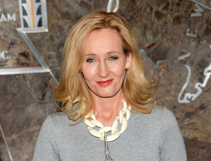J.K. Rowling reminds us that the phobia in transphobia is weird and real.