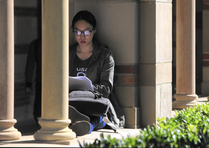 California voters oppose a tuition hike at UC, even if it means accepting more out-of-state students.