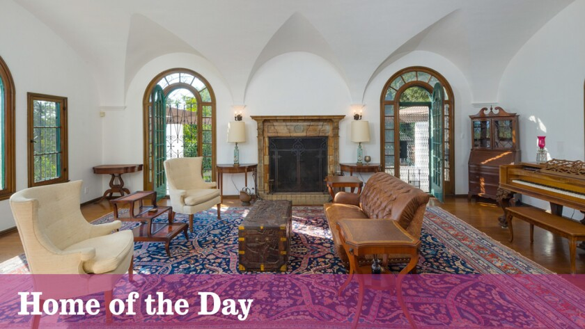 Home of the Day: W.C. Tanner-designed Revival in Los Feliz