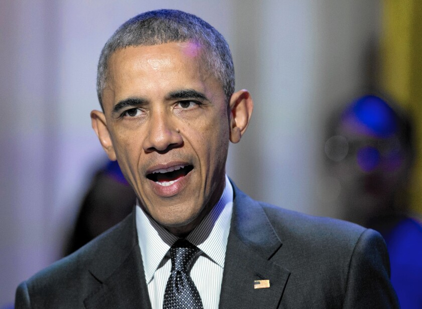 President Obama's reluctant acceptance of Congress' role in an Iran deal was a shift from his approach to governing on key issues in recent months.