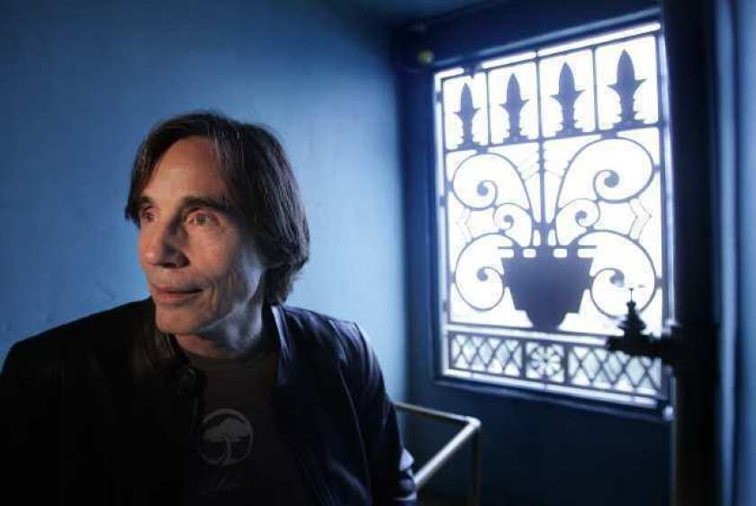 Jackson Browne headlines benefit for the still-expanding KCSN-FM