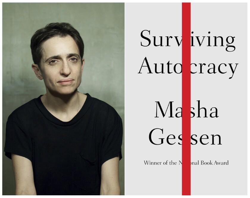Books Masha Gessen