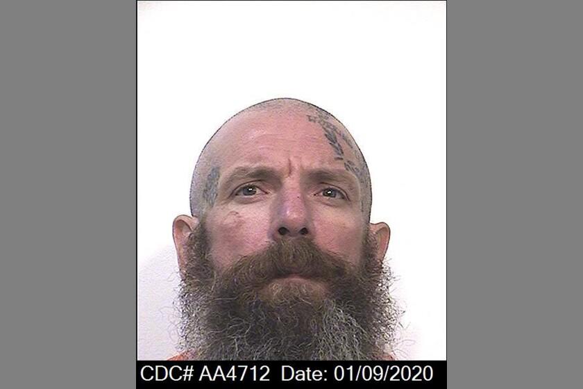 Inmate Slain