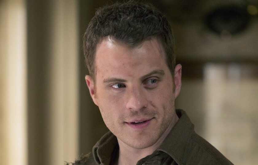 """Ben Flynn (Rob Kazinsky) isn't a faerie/human """"halfling"""" after all. Turns out he's the evil Warlow -- a vampire/faerie hybrid."""
