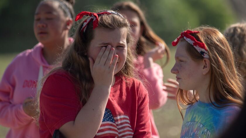 Two Critically Injured In School Shooting In Indiana
