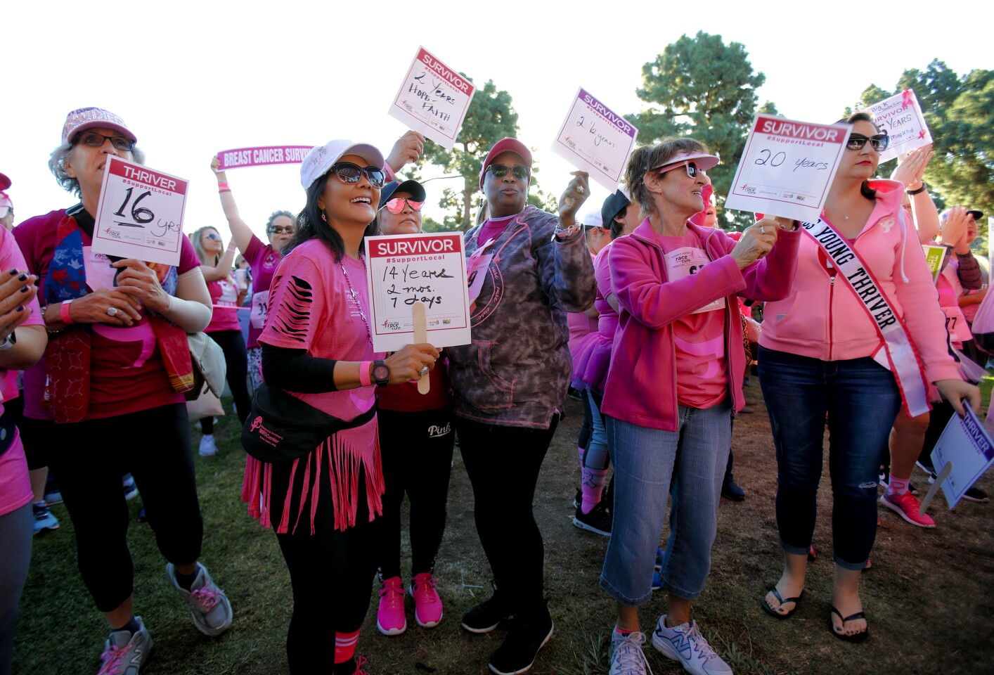 Susan G. Komen, Race for the Cure 2019