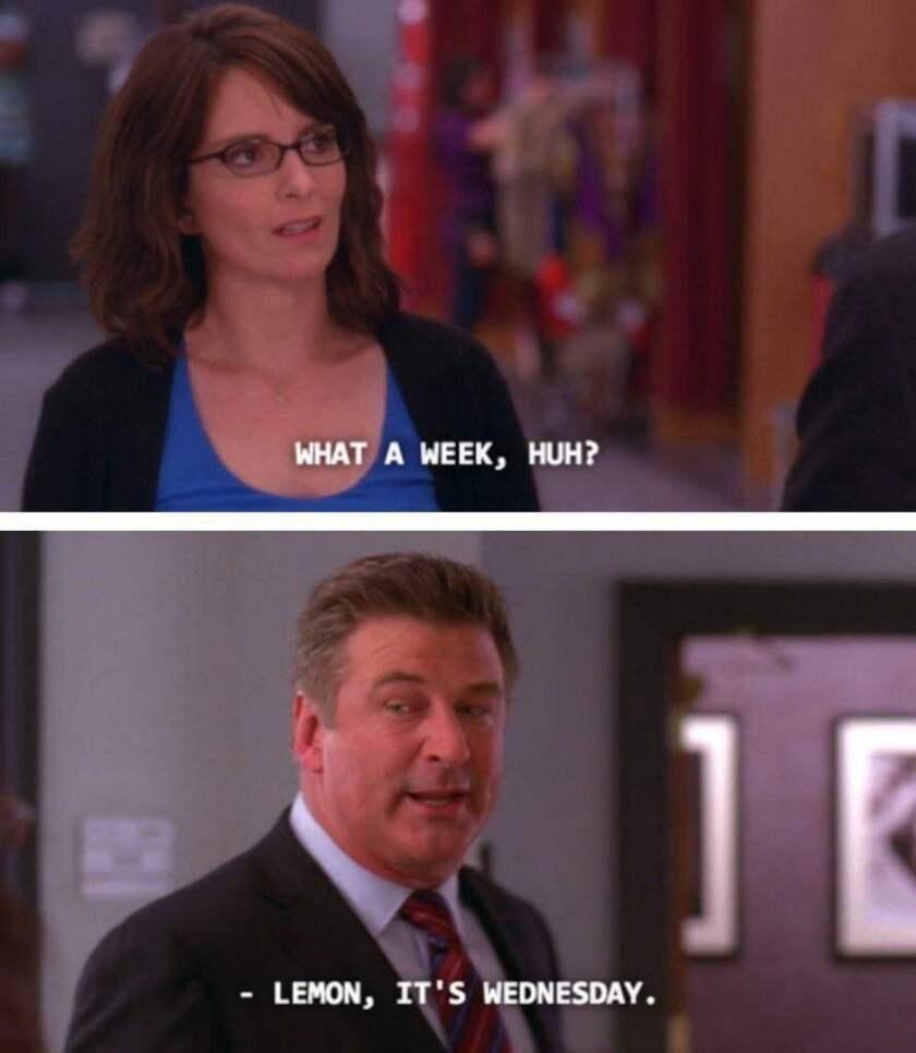 Lemon, it's Wednesday meme