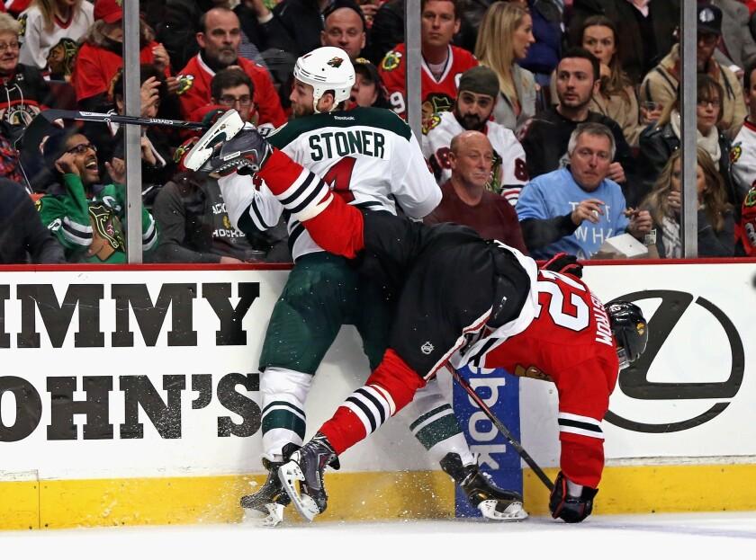 sale retailer 6d40c 0087e NHL free-agency: Ducks sign Minnesota defenseman Clayton ...