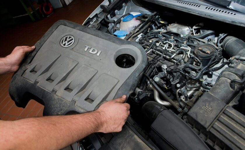 An emissions-cheating scandal affecting 11 million Volkswagen cars worldwide widened Oct. 22 as Europe's biggest carmaker said it was investigating whether a second type of engine had cheating software installed.