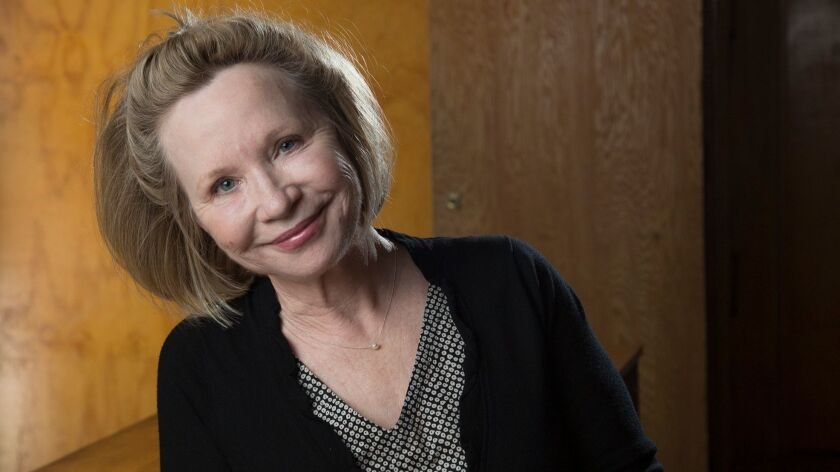 """Debra Jo Rupp stars in the Echo Theater Company's production of """"The Cake,"""" about a baker conflicted about making a cake for a same-sex wedding."""