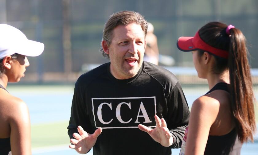 Raven Head Coach Chris Black