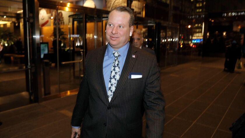Former Trump campaign aide Sam Nunberg.