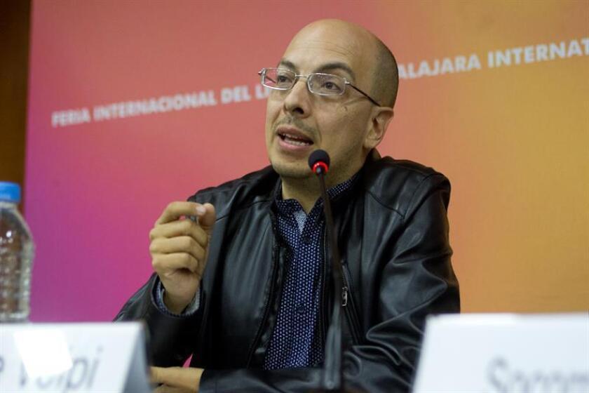 El escritor mexicano Jorge Volpi. EFE/Archivo