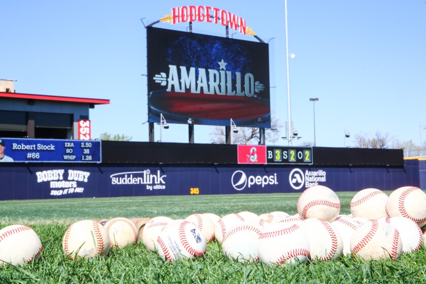 Double-A Amarillo, a Padres affiliate in the Texas League, drew 7,175 on opening night on April 8, against the Midland Rockhounds.